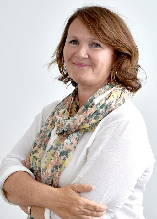 Dominique P, Directrice de réseau