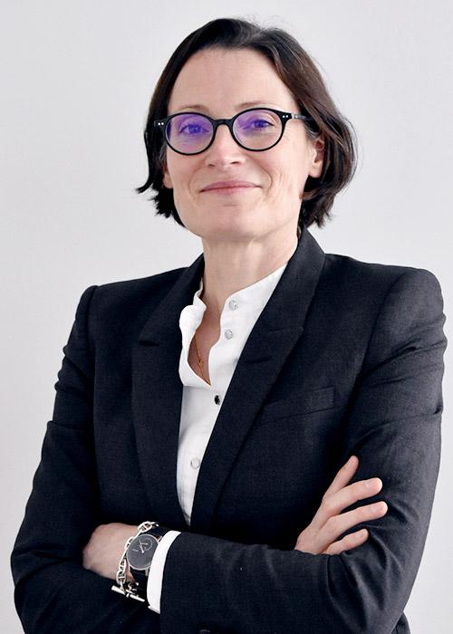 Isabelle S, Responsable Intelligence Artificielle