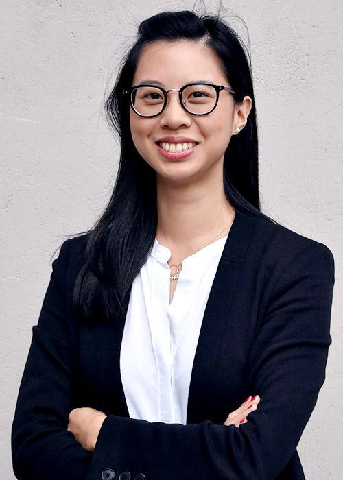 Jacqueline T, Chef de mission SI