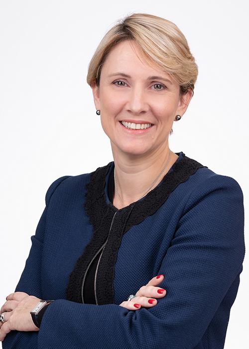 Marie M, Responsable du département Investment Services
