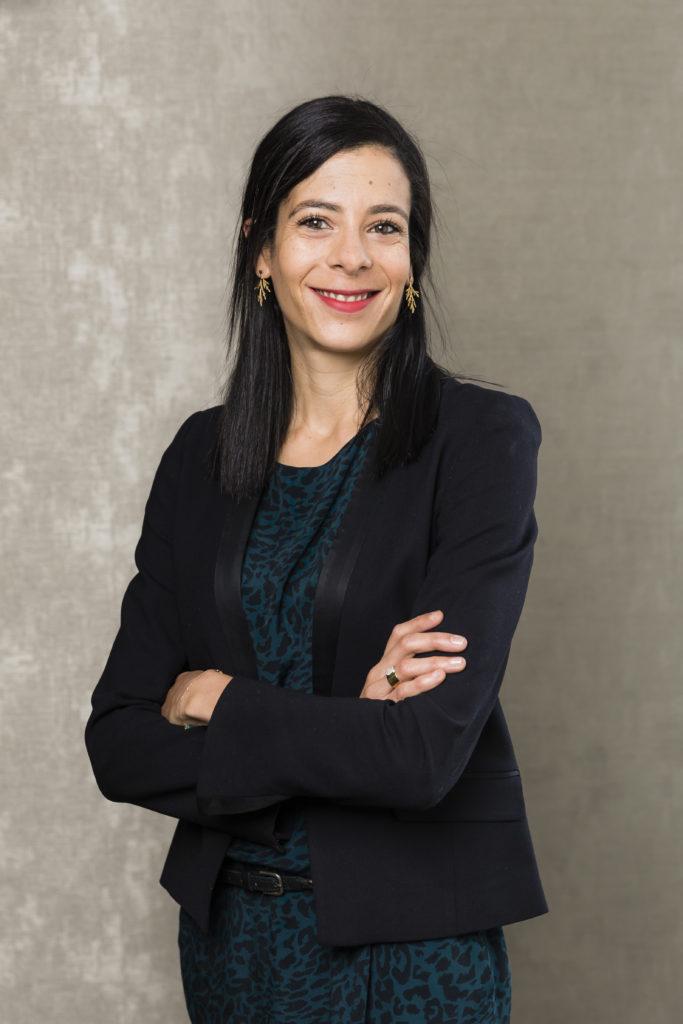 Maud M, Directrice de Participations