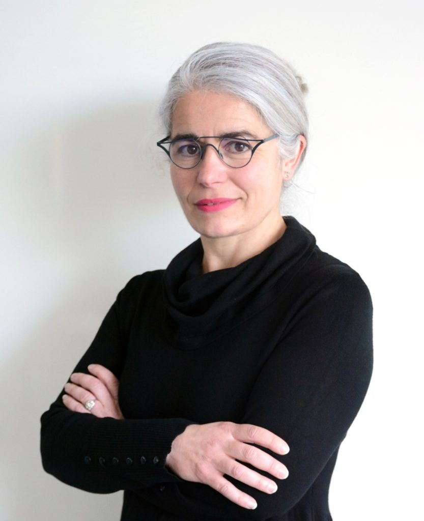 Caroline D, Directeur de la Coordination SI des Processus et de l'Organisation