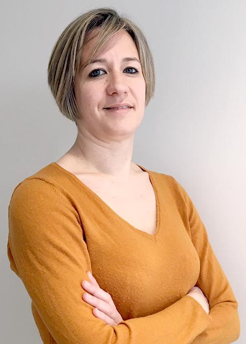 Aline T, Responsable Production Informatique