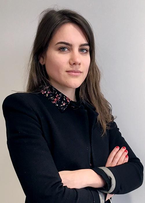 Carole B, Ingénieure sécurité réseaux