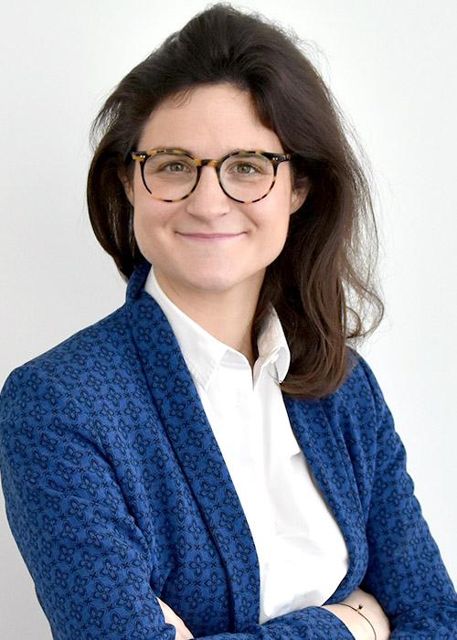Clémentine L, Directrice des opérations