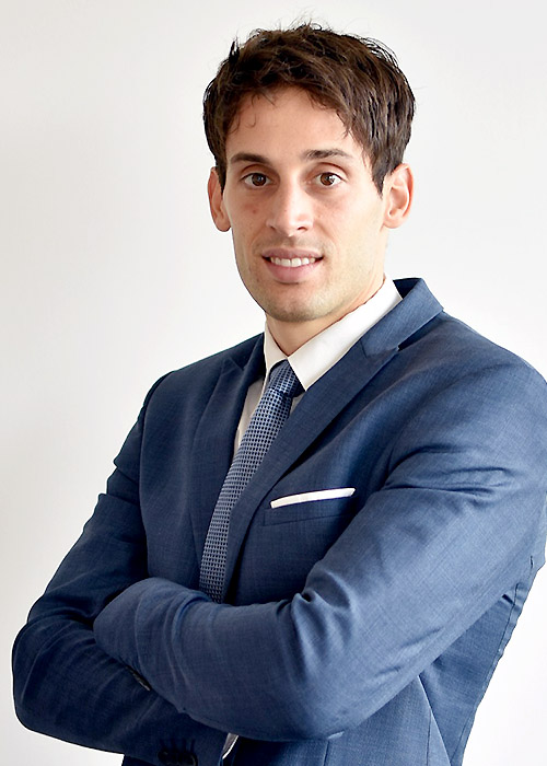 Jérémy P, Chief Operating Officer