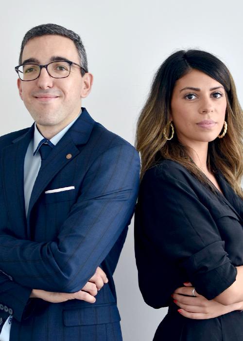 Maud et Marin, Consolidateur