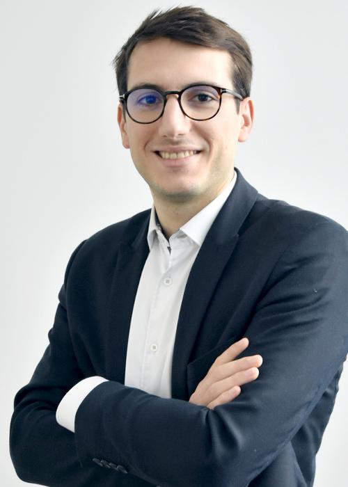 Victor F, Acheteur Business Immobilier